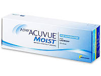 Контактные линзы 1 Day Acuvue Moist for Astigmatism (30шт.)