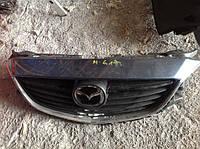 Запчасти Мазда  Mazda 6 14-17г. Решетка радиатора G46L50712