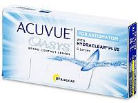 Контактные линзы Acuvue Oasys for Astigmatism (6шт.)