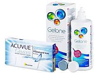 Контактные линзы Acuvue Oasys for Astigmatism (6шт.) +розчинGelone360ml