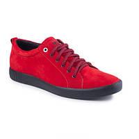Муские туфли из нубука