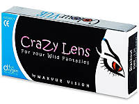 Контактные линзы Crazy ColourVUE - тримісячні недіоптричні (2лінзи)