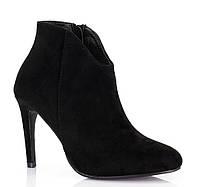 Женские ботинки на каблуке 36-41