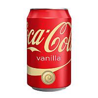 Напиток Coca Cola Vanilla Кола Ваниль Ванилла