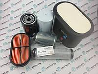 Комплект фильтров на JCB 3CX, JCB 4CX
