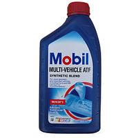 Масло Mobil ATF Multi-Vehicle, 1QT