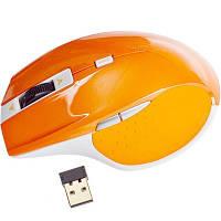 Компьютерная мышь E-BLUE EMS106YE беспроводная