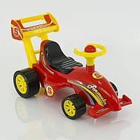 Машинка толокар Формула. Детский транспорт, машина для детей 1, 2, 3 лет