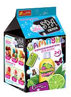 Шампунь + ополаскиватель для волос Сочный Лайм