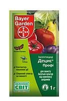 Децис Профи в.г. - инсектицид, 1 г, Bayer CropScience AG (Байер КропСаенс), Германия