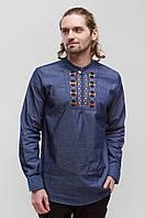Рубашка мужская Радан на джинсе