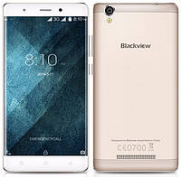 Смартфон Blackview A8 Золотой+БАМПЕР И НАУШНИКИ