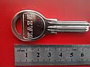 Заготовка ключа KALE - PKA17 металл