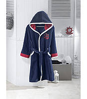 Махровый халат для мальчиков подростков 14-16 лет