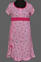 Ночная сорочка для кормления женская домашняя рубашка для кормящих хлопковая на пуговицах
