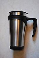 Термо кружка чашка железная нержавейка, Б223
