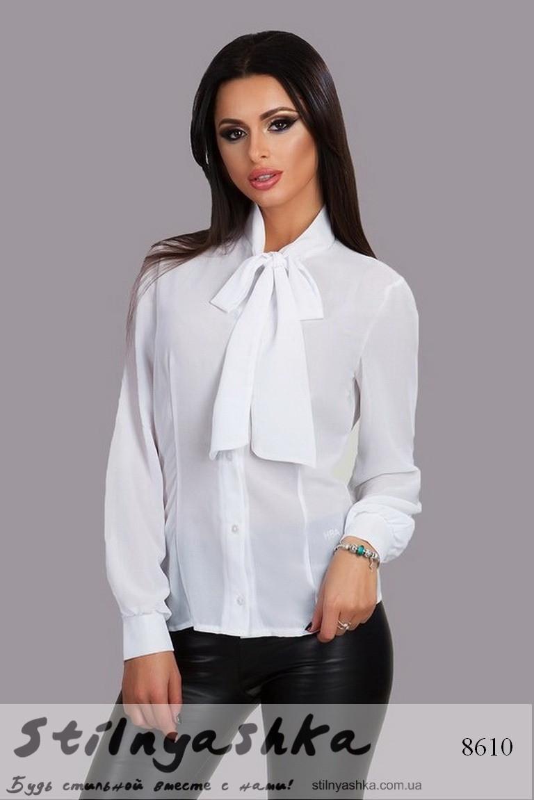 Блузка С Бантом Купить Интернет Магазин