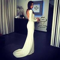 Женское Превосходное длинное Платье макси в пол  стильное и модное   Кимберли