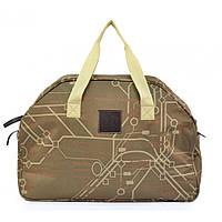 Дорожная сумка с принтом