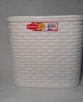 Контейнер для стирального порошка Senyayla 4172 белый