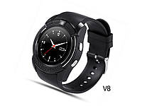 Стильные инновационные часы Smart Watch Tiroki V8