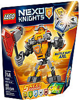 LEGO® Nexo Knights БОЕВЫЕ ДОСПЕХИ АКСЕЛЯ 70365