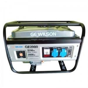 Бензоиновый генератор GEWILSON GE2900, фото 2