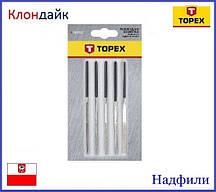 Алмазные надфили TOPEX 06A000