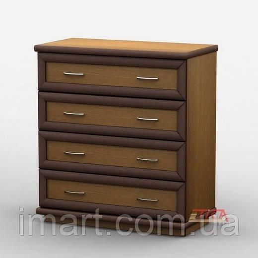 Купить Комод 008/2 меламин, Тиса мебель
