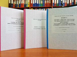 Книги и дневники учета