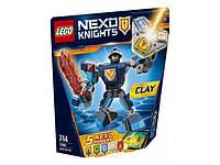 LEGO® Nexo Knights БОЕВЫЕ ДОСПЕХИ КЛЭЯ 70362