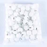 Шарики-мячи для настольного тенниса пинг-понга Wilson Набор 144 шт 40 мм (WLSW144)