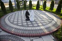 Устаткування для виготовлення тротуарної плитки