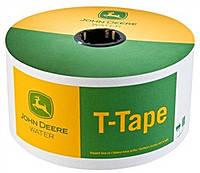 Капельная лента T-Tape, (Ти-Тейп) 505-20-380, 5 милс, 20 см, 3658 м бухта, США