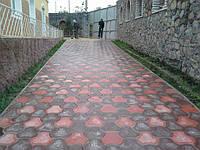 Тротуарна плитка вібролиття або вибропресс
