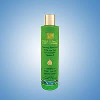 Очищающий тоник для лица с ромашкой, алоэ и витамином А. Health & Beauty