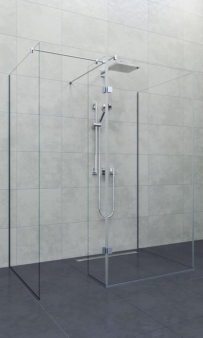 Душевое Ограждение Comfort P8 H2000,  1500*900