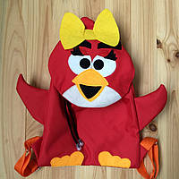 "Рюкзак BabyGoBags ""Lady Angry Birds"" (0011)"