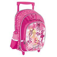 """328985 Рюкзак на колесах""""Barbie"""" Starpak"""