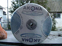 Капельная трубка Akona (Акона) 6 милс, 20 см, 1,1 л/ч, 2500 м бухта, Турция