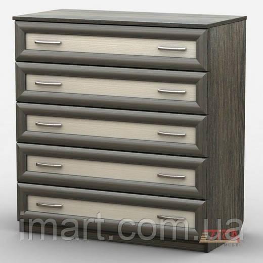 Купить Комод 011/2 меламин, Тиса мебель
