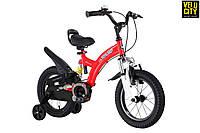 Велосипед RoyalBaby Flybear красный , фото 1