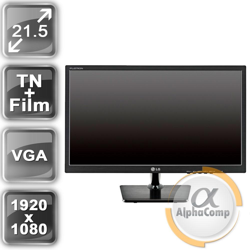 """Монитор 22"""" LG E2242 (16:9/VGA) FullHD class A БУ"""