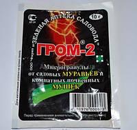Гром 2 г. - инсектицид, 10 гр., ООО Зеленая аптека садовода