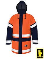 Куртка влагозащитная антистатическая трудновоспламеняемая AJ-KWAT500 PG