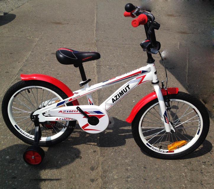 Велосипед двухколёсный Azimut Azimut G 960