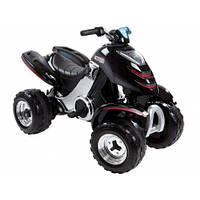 Детский электрический квадроцикл Quad X-Power Smoby 33050