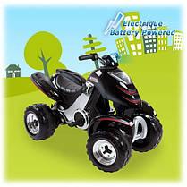 Детский электрический квадроцикл Quad X-Power Smoby 33050, фото 3