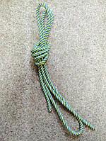 Скакалка гимнастическая тканевая 3 м. D-10 мм.