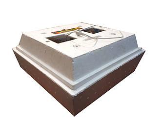 Инкубатор Наседка ИБ-120 с ручным переворотом яиц и цифровым терморегулятором